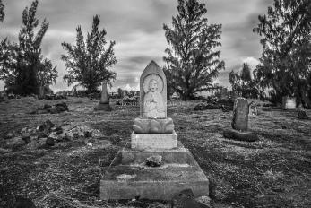 McBryde Cemetery, HI.