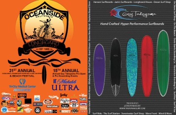 Oceanside Longboard Club Magazine 2015