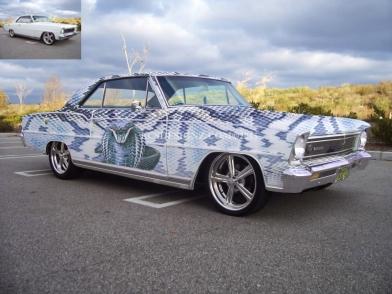 Car Design - Photo Composite