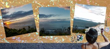 8 Photo Panoramic Composite