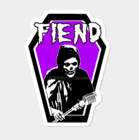 FIEND (STICKER)
