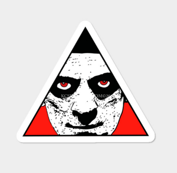 IMHOTEP (STICKER)